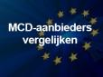 MCD-aanbieders vergelijken