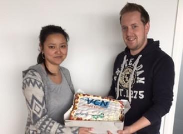 VCN sluit eerste Thuis Hypotheek