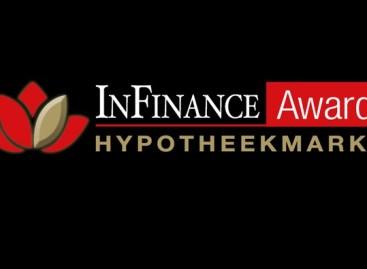 Munt, Hypotrust, ABN Amro en Syntrus Achmea genomineerd voor Award Hypotheekverstrekker