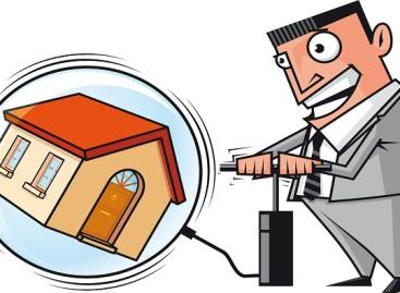 Consument pompt woningmarktbubbel op