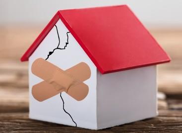 Extra hypotheek voor funderingsherstel