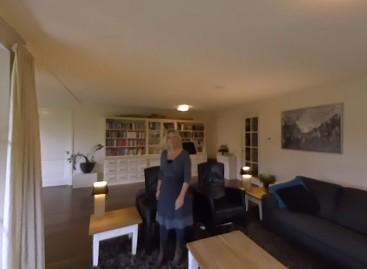NN geeft virtual reality video's weg