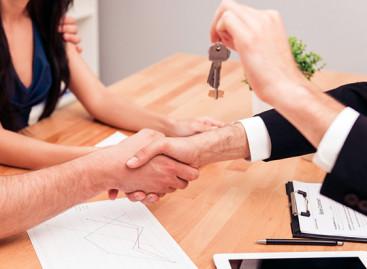 Huizenkopers krijgen overgangsmaand