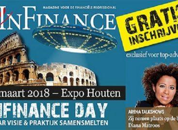 InFinance Day laat u heel 2018 succesvol zijn