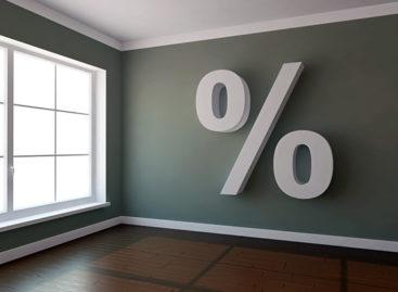Daling hypotheekrente ingezet