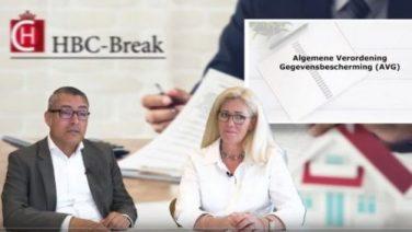 Bekijk de HBC Break: AVG: zo ga je echt aan de slag!