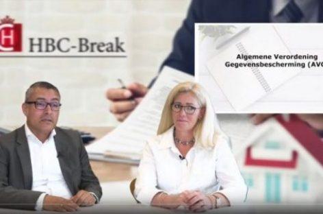 HBC Break: AVG: zo ga je echt aan de slag!