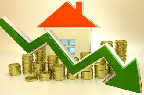 Hypotheekrente daalt 1 procent in ruim 3 jaar