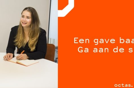 Octas zoekt een Medewerker Preventief Beheer Hypotheken in Amsterdam