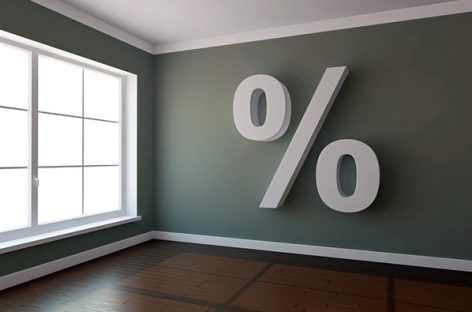 Toetsrente hypotheken blijft 5%
