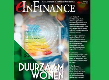 e-InFinance special duurzaam wonen