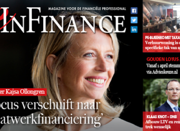 Nieuwe e-InFinance ligt op digitale deurmat