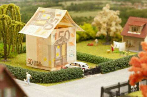 Economie tempert huizenprijzen