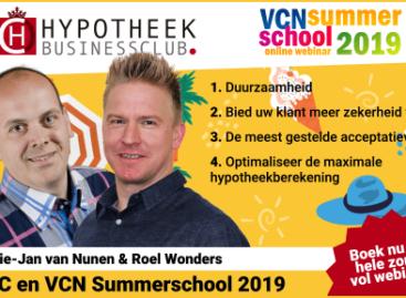 HBC en VCN Summerschool weer van start