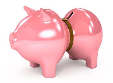 Spaargeld huurder beperkt door vaste lasten