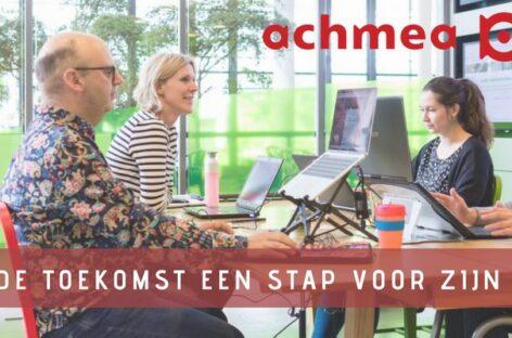 Achmea zoekt een Management Trainee in Nederland