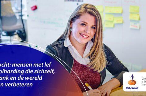 Rabobank  zoekt een Adviseur Wonen & Vermogen A in Rotterdam