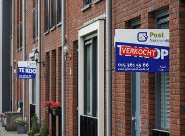 'Stijging aantal woningverkopen is van korte duur'