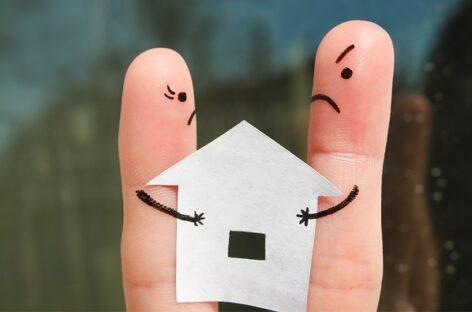 Huizenkoper praat niet over relatiebreuk