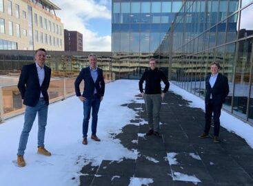 Samenwerking De Nederlandse, LAS en FlexFront