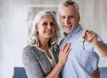 Hypotheekbedrag 50-plussers neemt toe