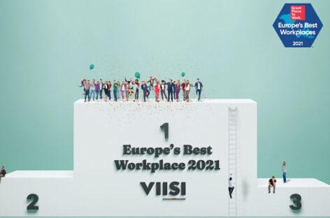 Viisi Hypotheken beste werkgever Europa