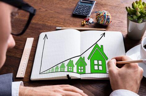 Vijfde kwartaal op rij stijgt de woningprijs